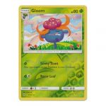 SM BUS 005-147-gloom-reverse-holo Quartz Trading Cards