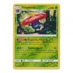 SM BUS 006-147-vileplume-reverse-holo Quartz Trading Cards
