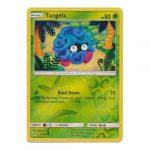 SM BUS 007-147-tangela-reverse-holo Quartz Trading Cards