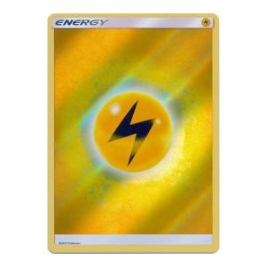 Pokemon Single Card – SHINING LEGENDS (Reverse Holo) – 90/73 : Lightning Energy