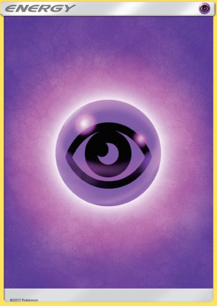 Pokemon Single Card – SHINING LEGENDS – 85/73 : Psychic Energy